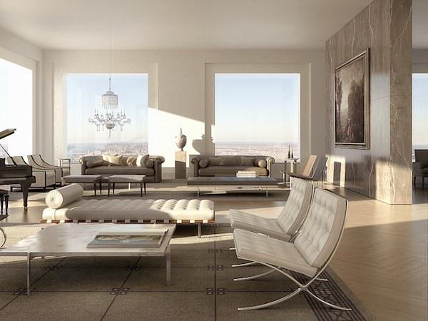 This Is What A $95M Apartment In NYC Looks Like 920