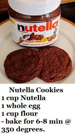 You Can Do All Kinds Of Delicious Sh*t With Nutella  AIsPkWY