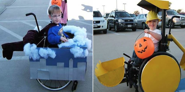 Parents Make Amazing Halloween Costumes For Their Disabled Kids Halloween Costumes elite daily