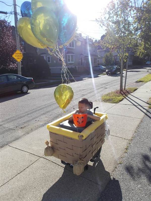 Parents Make Amazing Halloween Costumes For Their Disabled Kids Ivan 1