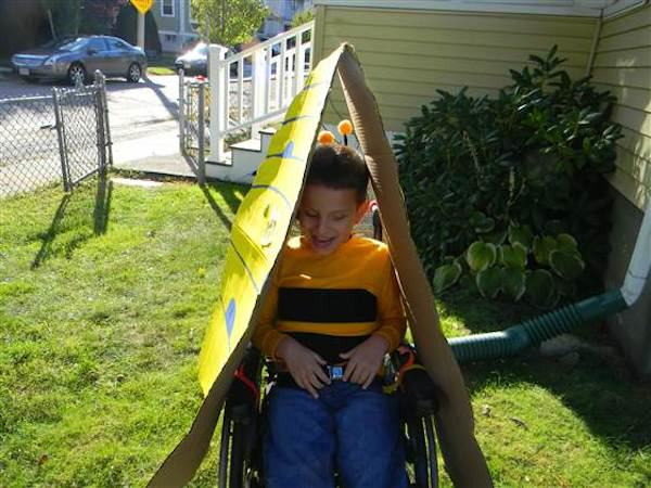 Parents Make Amazing Halloween Costumes For Their Disabled Kids Ivan 2