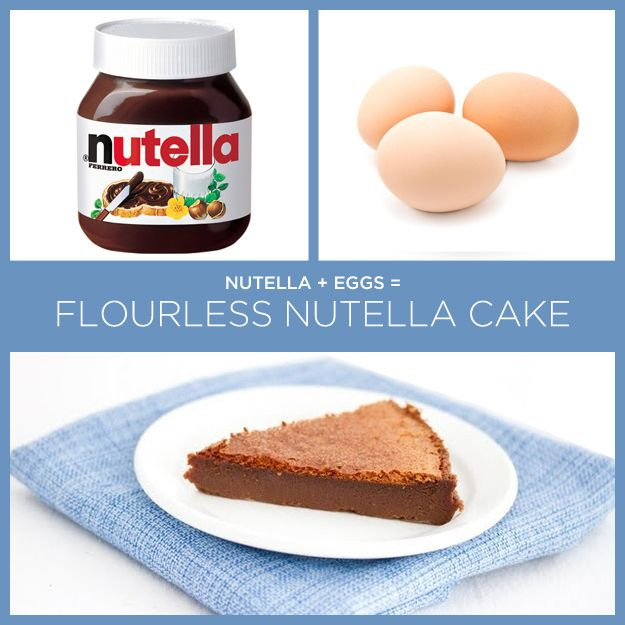 You Can Do All Kinds Of Delicious Sh*t With Nutella  KS8RDKD