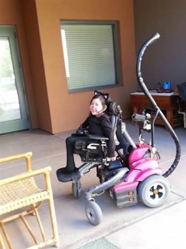 Parents Make Amazing Halloween Costumes For Their Disabled Kids Lauren Byrd 1