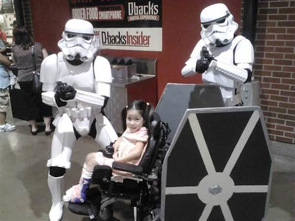 Parents Make Amazing Halloween Costumes For Their Disabled Kids Lauren Byrd