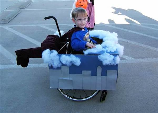 Parents Make Amazing Halloween Costumes For Their Disabled Kids McLelland 3