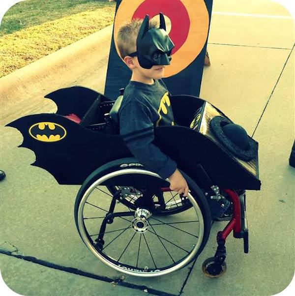 Parents Make Amazing Halloween Costumes For Their Disabled Kids McLelland