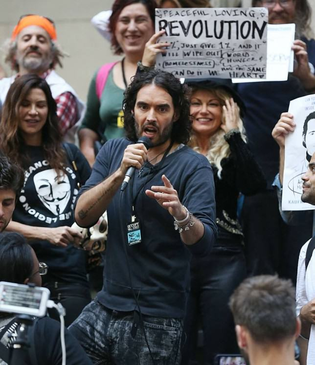 Russell Brand May Run To Be Next London Mayor ad 148921885 e1414226985666 1