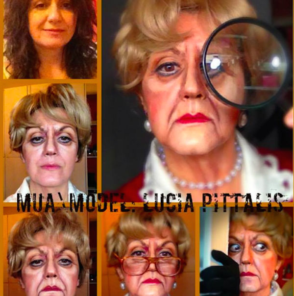 This Makeup Artists Transformations Are Unreal angela lansbury murder she wrote