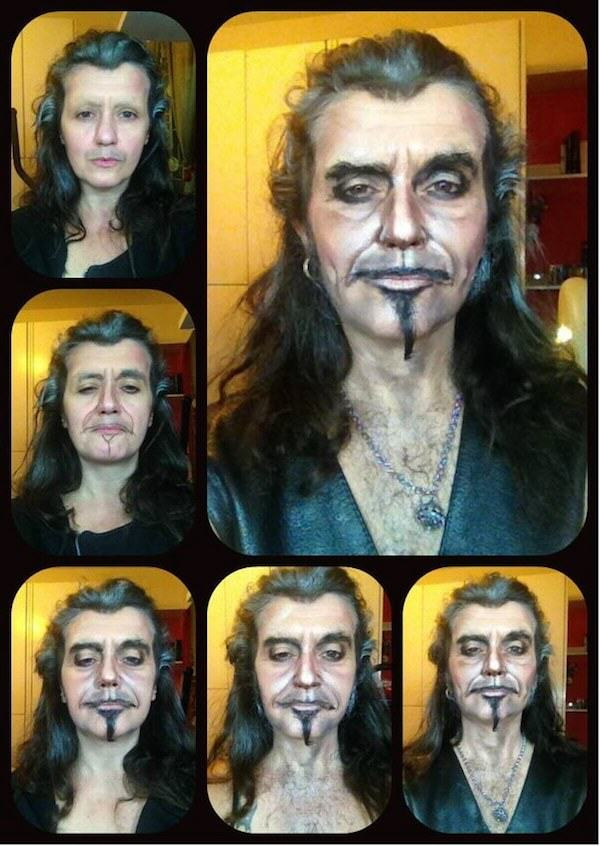 This Makeup Artists Transformations Are Unreal dontknow