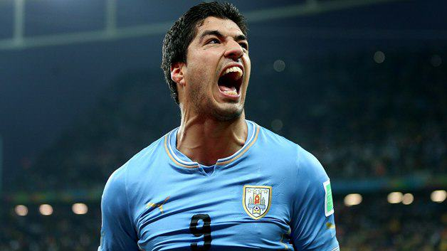 Luis Suarez Is Seeing A Therapist Over His Biting %name
