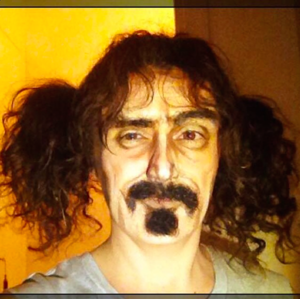 This Makeup Artists Transformations Are Unreal frankzappa