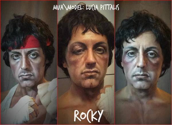 This Makeup Artists Transformations Are Unreal rocky