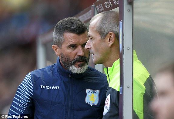 Roy Keane Gives Reporter Death Stare When His Phone Goes Off roy1