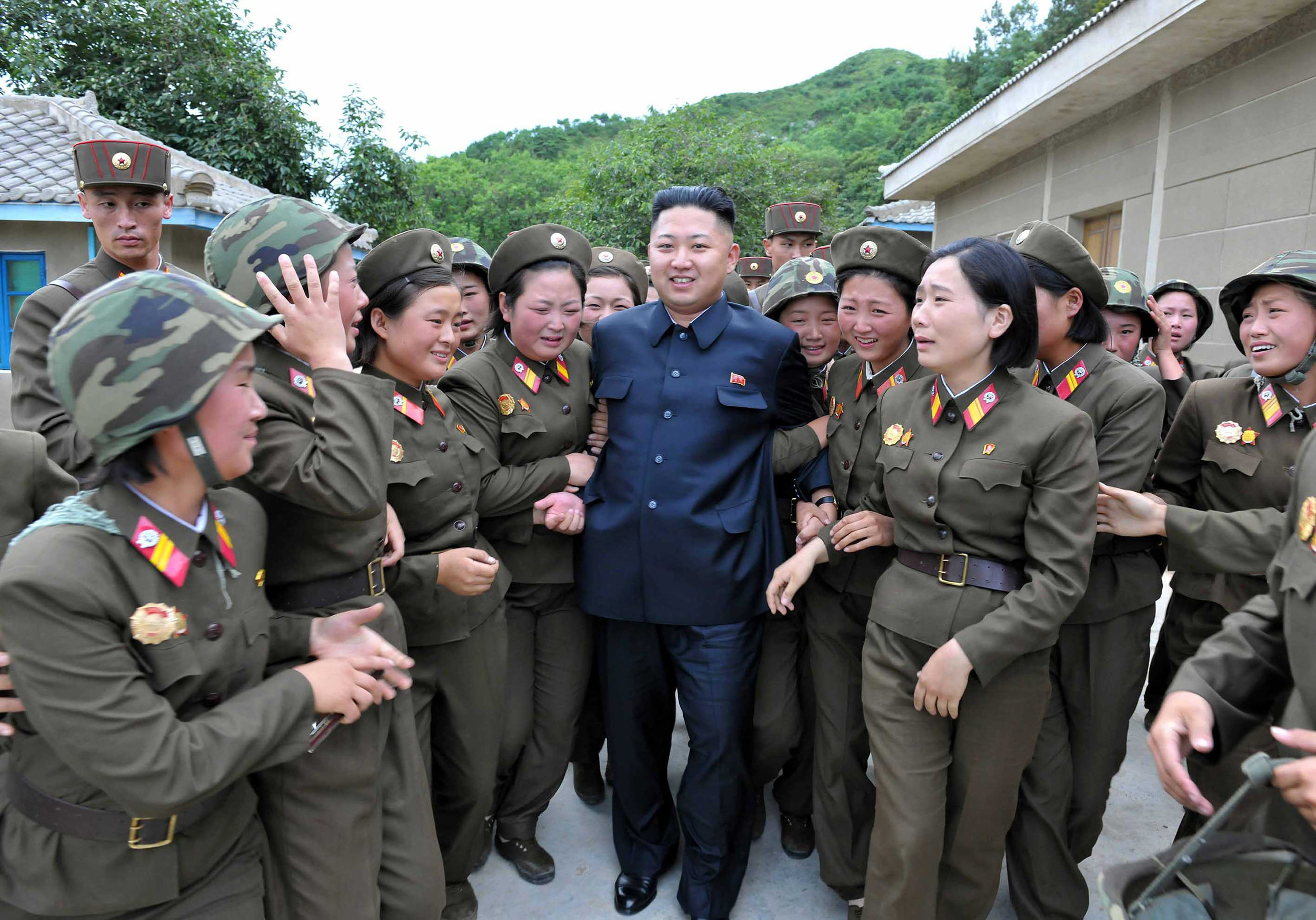 North Korea Declares Kim Jong Un 'Hide And Seek' World Champion ss 140808 kim jong un 101