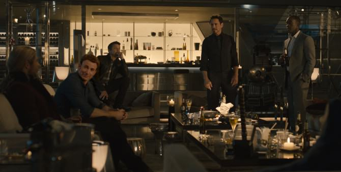 Marvel Release Special Look Trailer For New Avengers 'Age of Ultron' Film %name