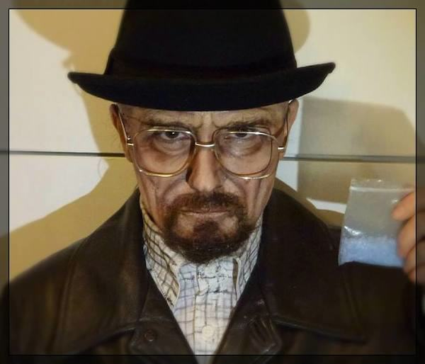 This Makeup Artists Transformations Are Unreal walterwhite