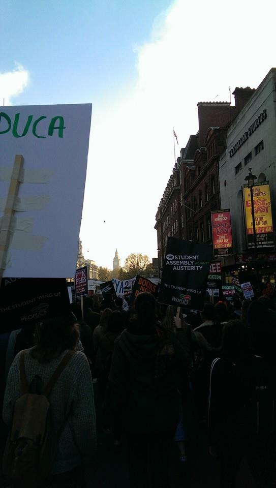 We Spoke To A Student Activist Who Was At The London Protests Yesterday 1380463 10205287521936262 7579486397086038389 n