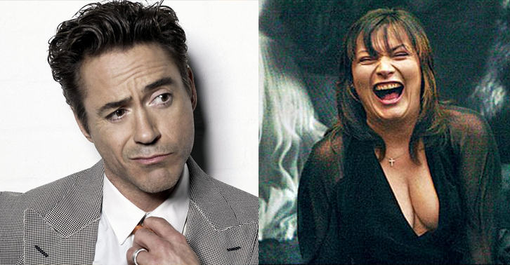 Robert Downey Jr Greets Lorraine Kelly By Saying Nice Tits 145