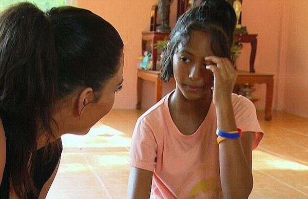 Thai Orphan Rejects Kim K Adoption Offer, Would Rather Stay An Orphan 234A3EE800000578 2840460 image 34 1416391626032