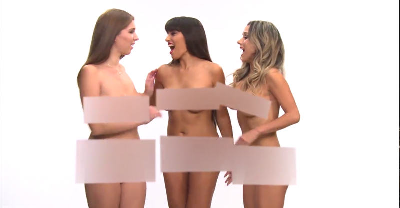 Three Naked Porn Stars Explain Net Neutrality And Why It Is Important 256