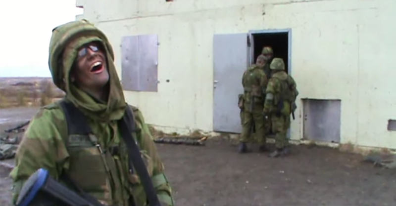 Meet Læffy, The Funniest Norwegian Soldier Ever 287