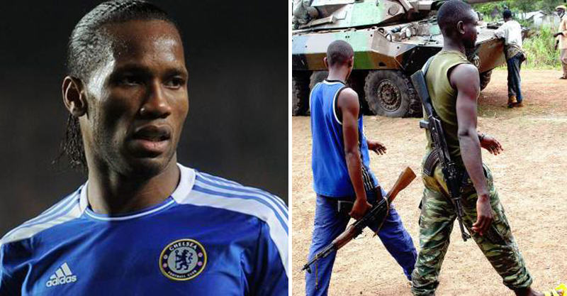 Didier Drogba Ended A War And Brought Peace To The Ivory Coast 292