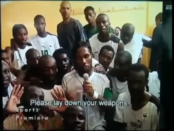Didier Drogba Ended A War And Brought Peace To The Ivory Coast 5 drogba 2