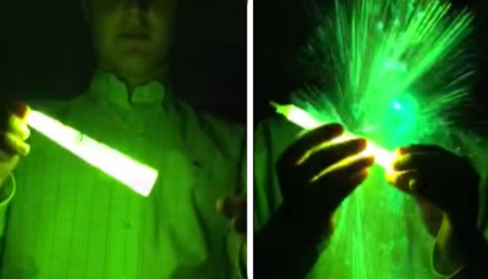This Kid Microwaved A Glow Stick And Failed Epically Glow stick web thumb