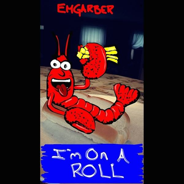 This Guy Is A KING On Snapchat, Some Of His Snap Art Is Amazing If crabs arent your think be a lobster