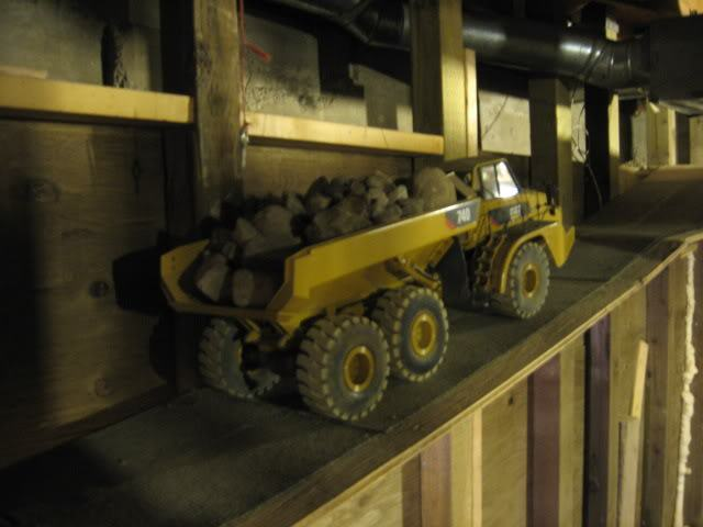 Guy Spends 9 Years Digging Out Basement With Remote Controlled Diggers Joe Basement 19