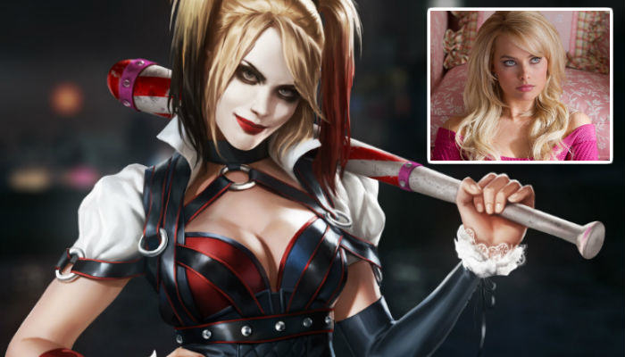Wolf Of Wall Streets Margot Robbie To Play Harlequin In Suicide Squad Movie Margot Robbie web thumb1