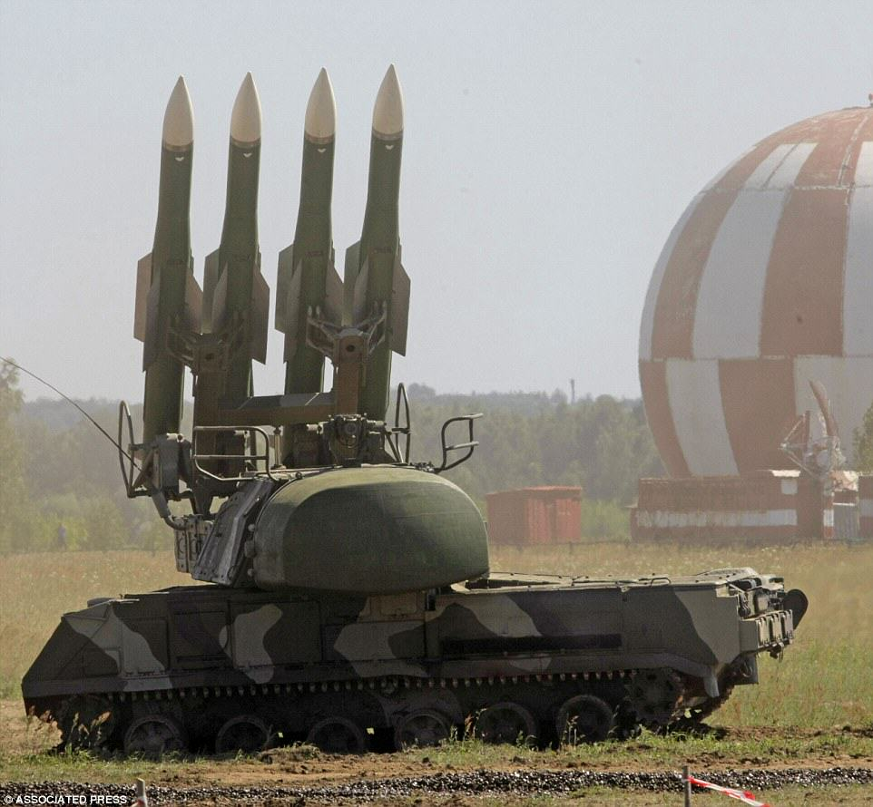 Russia Blames Ukraine For Downed Malaysian Flight MH17 With Conclusive Photo Evidence Mh17 3