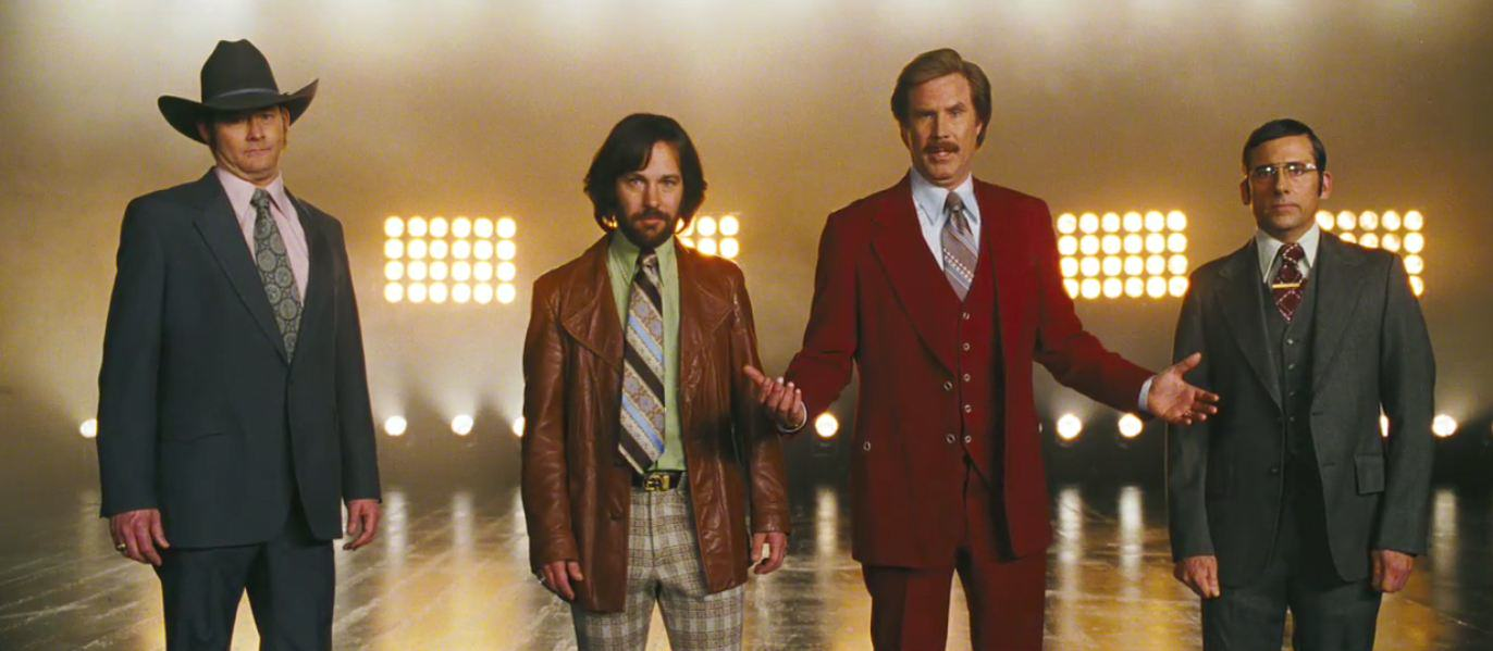 Anchorman 2 And The Other Movies Coming To Netflix In December Netflix 2