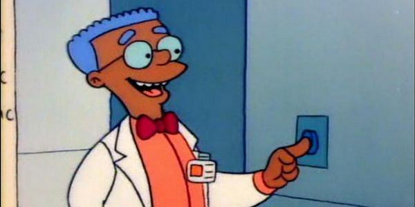 Why Smithers From The Simpsons Was Originally Black The Simpsons 68458