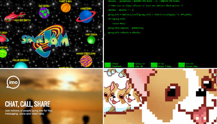 The Weird, Wonderful And Useless Websites Of The World   Part 1  Websites List web thumb1