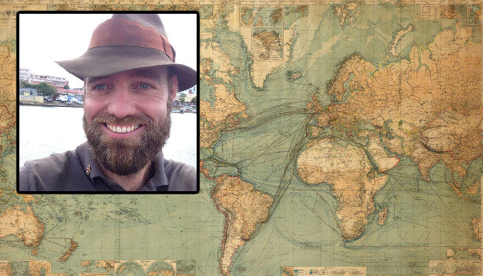 This Guy Plans To Visit Every Country In The World Without Touching An Airplane bjorn web thumb