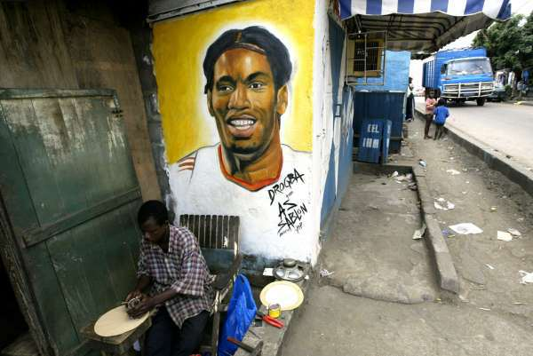 Didier Drogba Ended A War And Brought Peace To The Ivory Coast didier drogba 12