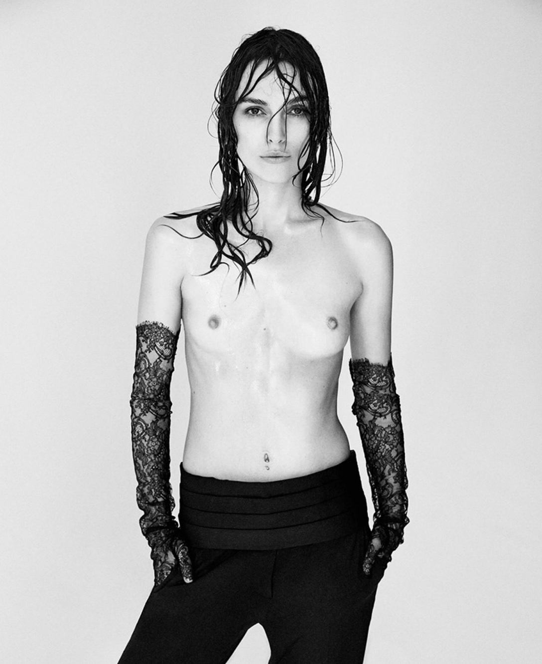 Keira Knightley Strips Naked In Protest Against Photoshopping keira knightley 31