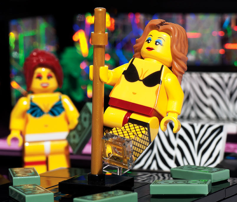 Christmas Present Sorted, You Can Now Buy Lego Strip Clubs lego 2