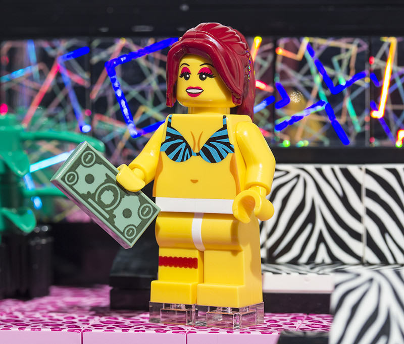 Christmas Present Sorted, You Can Now Buy Lego Strip Clubs lego 4
