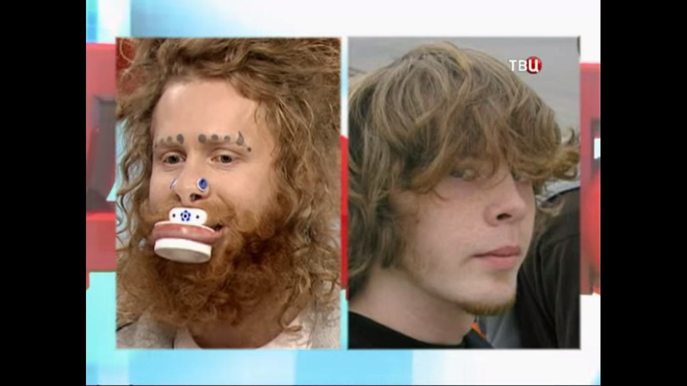 This Guy Spent 7 Years Making Himself Look Like A Platypus platypus 1