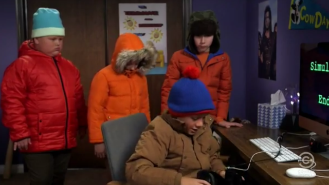 South Park In Real Life Is Amazing q
