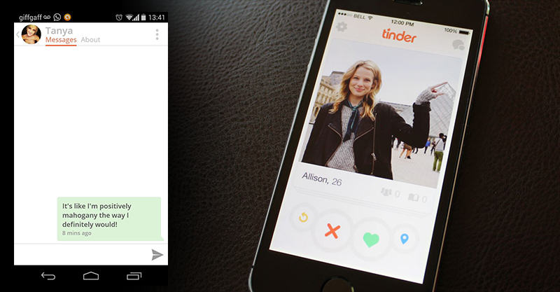 Lads Using Terrible Rap Lyrics On Tinder Is Now A Thing 157