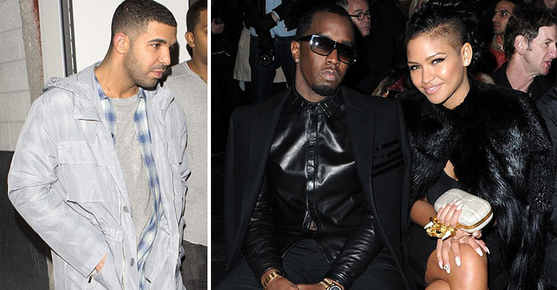 P Diddy Put Drake In The Hospital For Flirting With His Missus 164