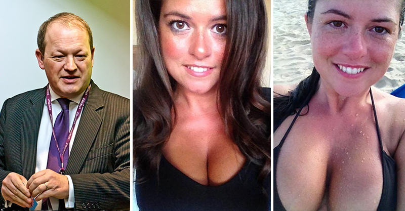 Wife Of British Politician Is Selling Boob Selfies On eBay For £10 169