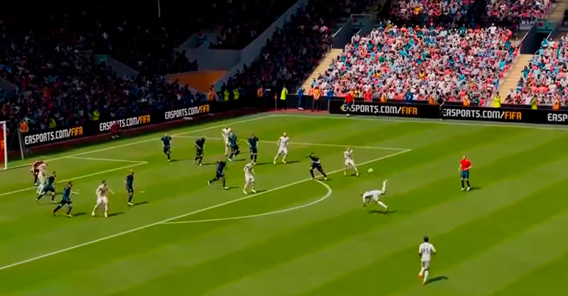 This Might Actually Be The Greatest FIFA Goal Weve Seen 175