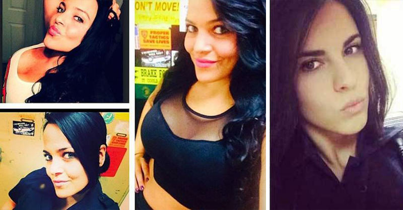 Female New York Cops In Trouble For Taking Sexy Selfies  217