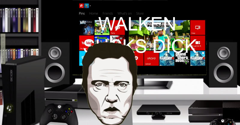Guy Hilariously Trolls Xbox Live Support As Christopher Walken 228
