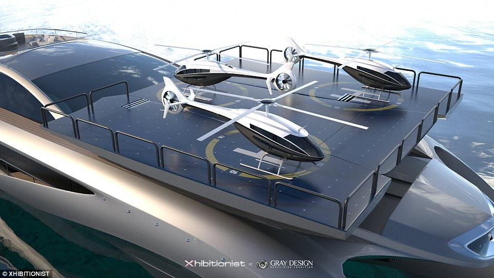 Inside The Most Insane Megayacht Weve Ever Seen 23BB217D00000578 2860959 image a 34 1417711151670