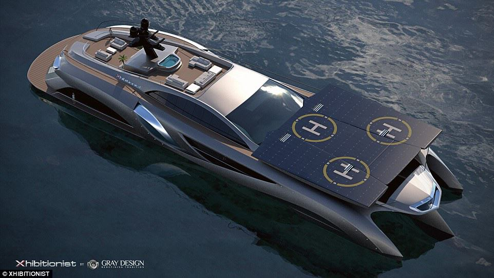 Inside The Most Insane Megayacht Weve Ever Seen 23BB22A000000578 2860959 image a 29 1417710882437